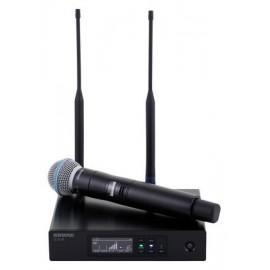 SHURE QLXD24E/B58 - дигитален безжичен микрофон